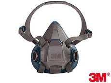 Полумаска защитная 3M-MAS-6500