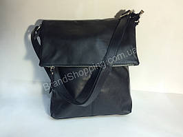 Итальянская мужская сумка Genium Leather blue 0204s