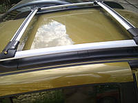 Багажник на рейлинги Aguri Prestige P-8 алюминиевый, не выступающий, 105-110см