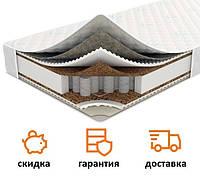 Матрас кокосовый жесктий ортопедический Extra Sleep&Fly Экстра