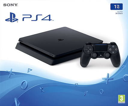 Sony PlayStation 4 Slim (PS4 Slim) 1TB + 2DS4 + FIFA 18, фото 2
