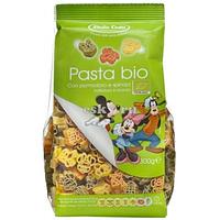 Детские макароны Pasta Bio Dalla Costa «Микки Маус» с томатом и шпинатом, 300 г.