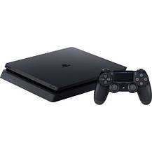 Sony PlayStation 4 (PS4) Slim 1TB  + игра: Star Wars: Battlefront, фото 2