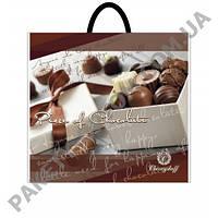 """Пакет с петлевой ручкой  """"Шоколад"""" (37х34) 25 шт"""