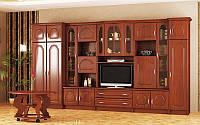 Удобная стенка «Франек» в гостиную. Мебель-Сервис