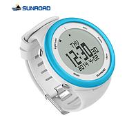 Спортивные часы FR852A – водозащита 5АТМ, шагомер, калории, термометр, барометр, альтиметр, компас. Синий