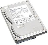 Жесткий диск 1Tb Toshiba, SATA3, 32Mb, 7200 rpm (DT01ACA100)