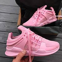 Кроссовки Adidas EQT Support ADV Pink. Живое фото. Топ качество! (Реплика ААА+)