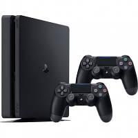 Sony PlayStation 4 (PS4) Slim 1TB + дополнительный джойстик Dualshock v2