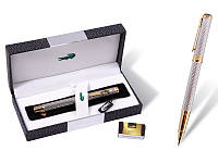 Ручка капиллярная Crocodile 218 R в подарочной упаковке