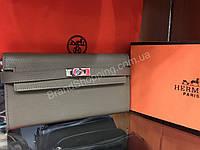 Кожаный кошелёк Hermes 0327s
