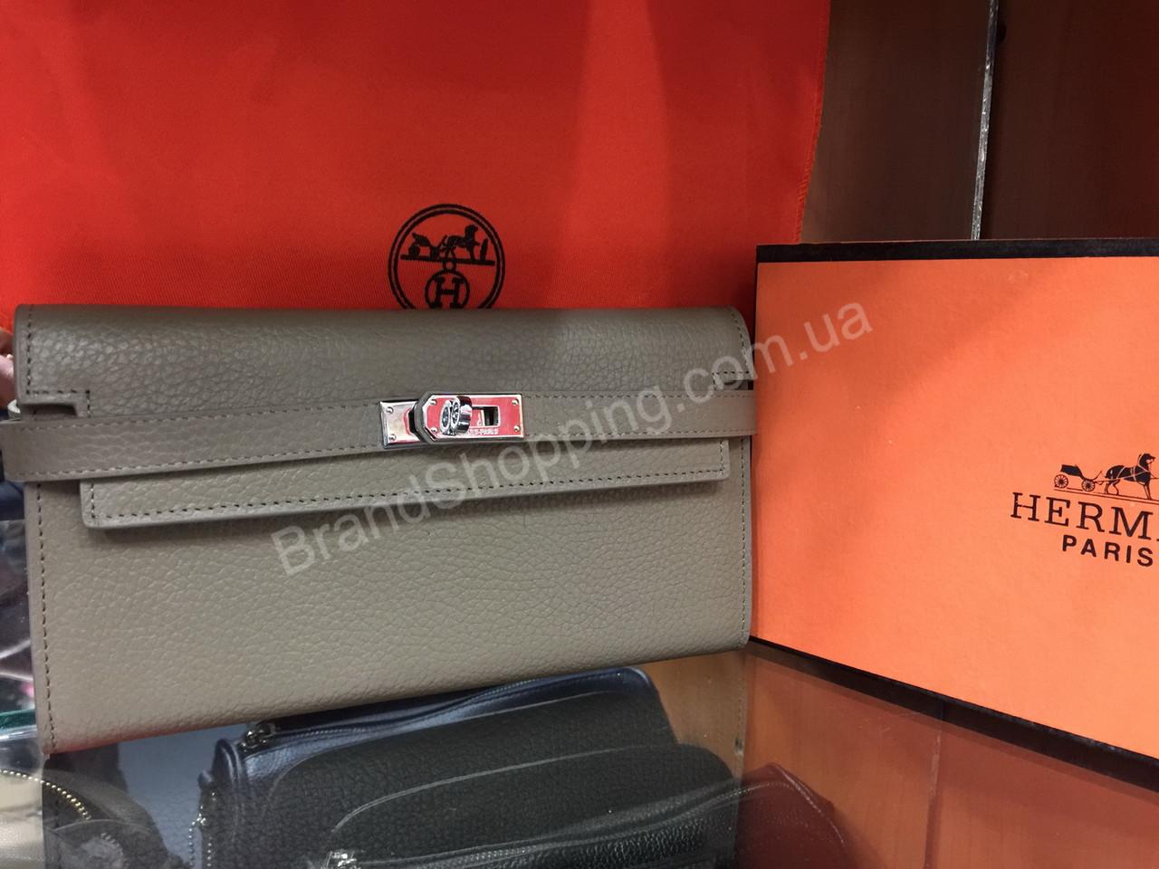 cca93d9b41ee Кожаный кошелёк Hermes 0327s, цена 1 890 грн., купить в Харькове ...