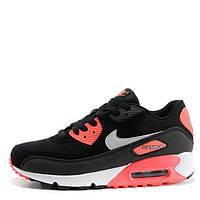 "Мужские кроссовки Nike Air Max 90 ""Black/Red"""