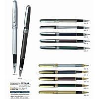 Ручка металлическая капиллярная BAIXIN RP920 (синий с золотом, белый с золотом)