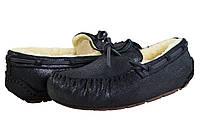 Женские мокасины UGG Australia Dakota Slipper с пропиткой (Угги Оригинал). Model: 5612