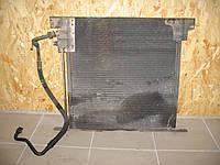 Радиатор кондиционера б/у 2.3, 2.2cdi на Mercedes Vito 638 год 1996-2003 дефект