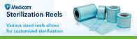 Рулон для стерилизации инструментов @Medicom 50 мм х 200 м