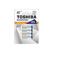 Аккумулятор TOSHIBA AA Ni-MH R6 2250mAh 4шт в бл