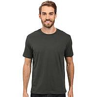 Темно-серая мужская футболка (Комфорт)