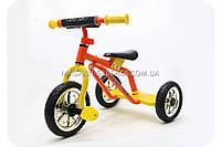 Велосипед детский трёхколёсный «Bambi» 0688-2 желтый