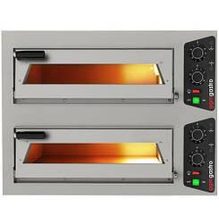 Печь для пиццы ggm gastro pdp25