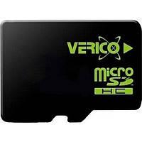 Карта памяти MicroSDHC 08Gb class 4 Verico (VFE1-08G-V2E)