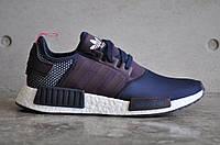 Кроссовки Adidas nmd legend ink. Живое фото! Топ качество! (Реплика ААА+)