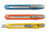 Нож канцелярский HLM-804 (малый) (9 мм.)
