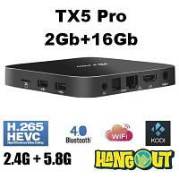 TX5 Pro TV Box Amlogic S905X, 2Gb+16Gb