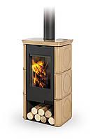 Печь-Камин ROMOTOP TALA 11-TV (TALA 09 со встроенным теплообменником max.5kW)