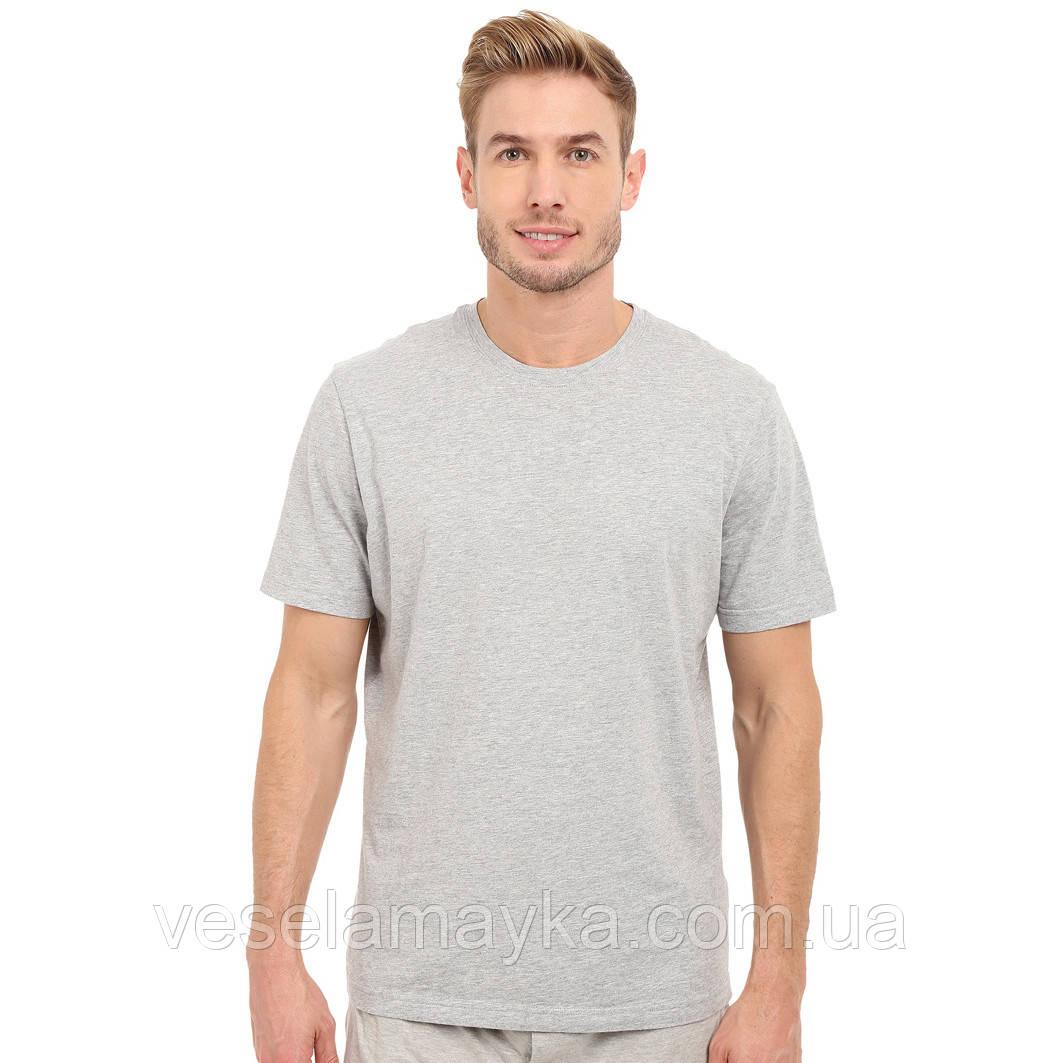 Сіра чоловіча футболка (Комфорт)