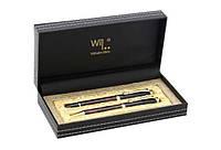 Ручка Wilhelm Buro WB188 капиллярная+поворотная-2 шт. (в подарочном футляре)