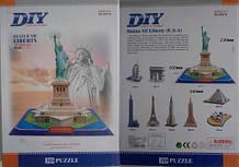3D Пазл 2801В Статуя Свободы