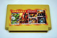Игровой картридж кассета 500in1 картридж с 500 играми денди dendy