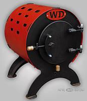 """Печь на дровах длительного горения Widzew тип 00 """"Barrel"""" 1510"""
