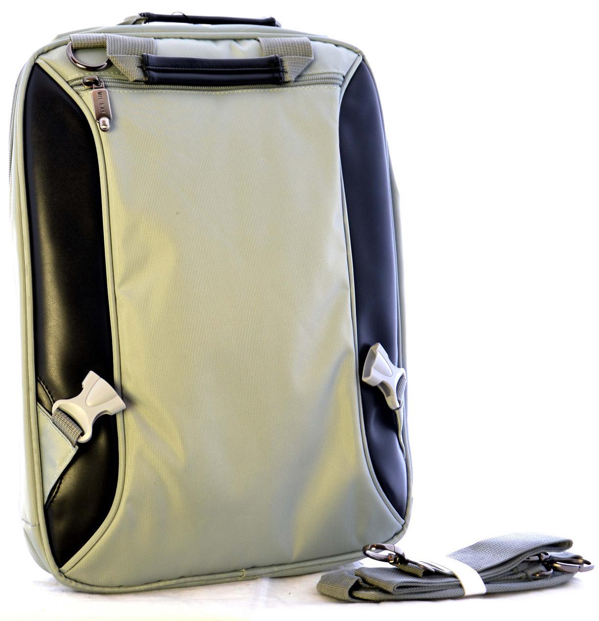 007c8ee819a6 Рюкзак-сумка для ноутбука Josef Otten 3902-А
