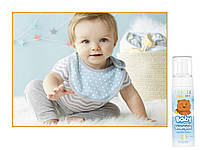 -20-33% (при регистрации) Детский шампунь- пенка