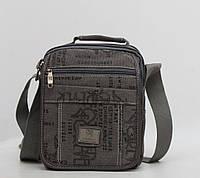 Плечевая мужская сумка Gorangd. Стильный аксессуар для вашего мужчины. Доступно и дешево. Код: КГ1125