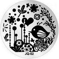 Диск для стемпинга JQ32