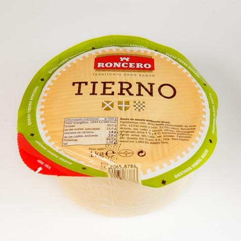 Сыр молодой, мягкий Roncero Tierno, 1 кг.