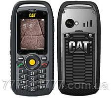 """Защищенный телефон CAT B25 Dual Sim Black черный IP67 (2SIM) 2"""" 256/512 МБ+SD 2 Мп оригинал Гарантия!"""