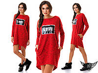 Платье двухсторонняя пайетка, двухнитка, цвета красное, розовое, серое, минут, все размеры
