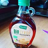 Кленовый сироп Maribel Syrop Klonowy 100% BIO натуральный из Канады, 250 мл, фото 4