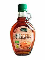 Кленовый сироп Maribel Syrop Klonowy 100% BIO натуральный из Канады, 250 мл