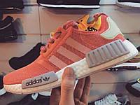 Кроссовки Adidas NMD pink. Живое фото! Топ качество!