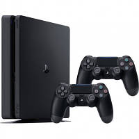 Sony PlayStation 4 (PS4) Slim 1TB  +джойстик +3 игры: Uncharted4 (Kres Złodzieja) / DriveClub / Ratchet&Clank
