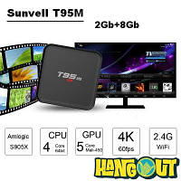 Sunvell T95M TV Box Amlogic S905X, 2Gb+8Gb