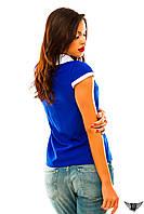 Блузочка безрукавка с полосочкой спереди, цвета электрик, желтая, пудра, все размеры