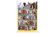 Герои м/ф Тайная жизнь домашних животных 16475 (1518420) отрывные, на планшетке 4*8*3см, цена за 1 ш