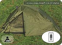 Палатка самораскрывающаяся одноместная двухслойная Mil-Tec, фото 1